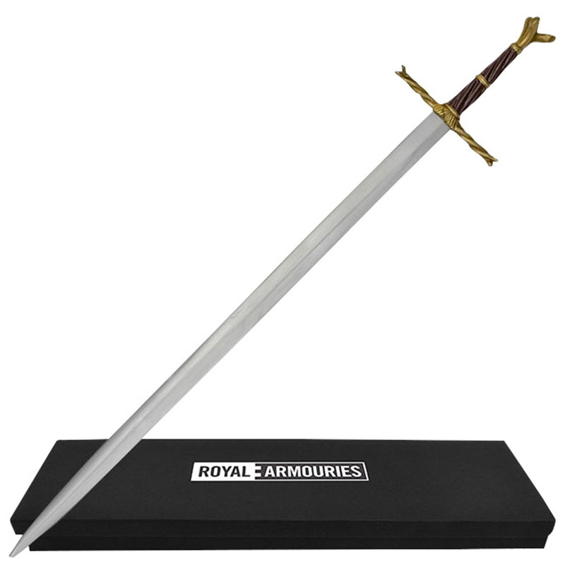 Miniature Writhern hilt sword letter opener  — Royal Armouries collection