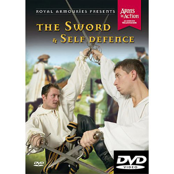 The Sword and Self Defence — Royal Armouries DVD