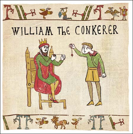 William the Conkerer Card