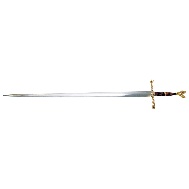 Writhen hilt sword — Royal Armouries collection
