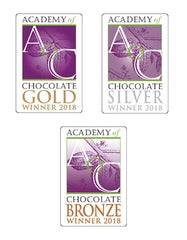 Award Winning Chocolate Icons from Academy of Chocolate Awards