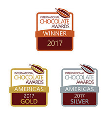 Award Winning Chocolate Icons from International Chocolate Awards