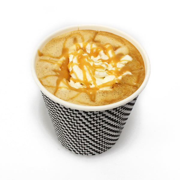 Bourbon Caramel Latte - Fruition Chocolate
