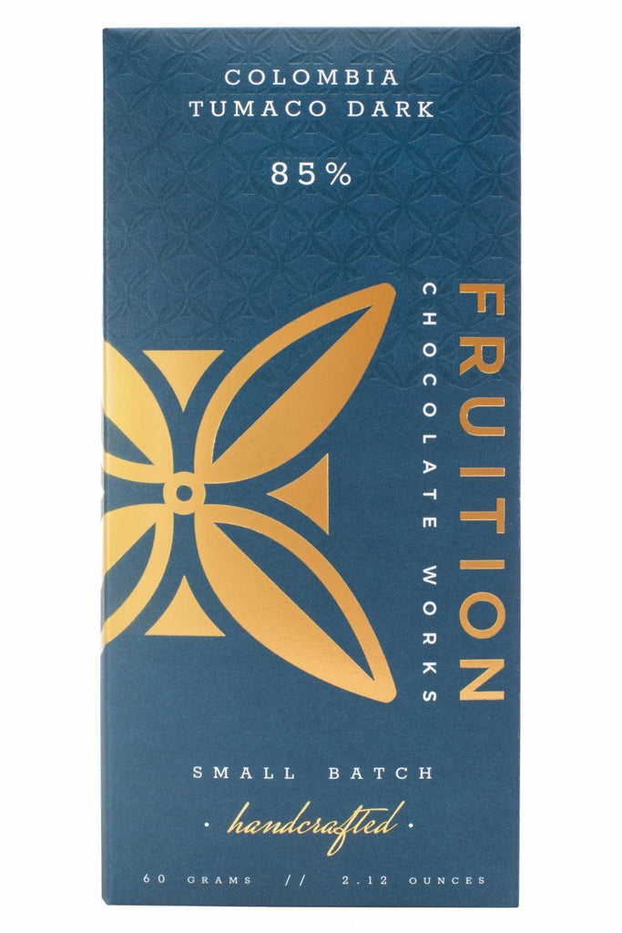Colombia Tumaco Dark 85% - Fruition Chocolate
