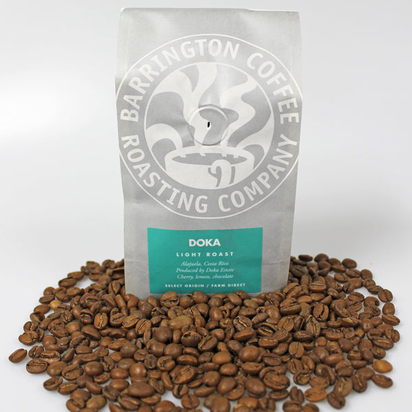 Barrington Coffee: Bag of Roasted Beans