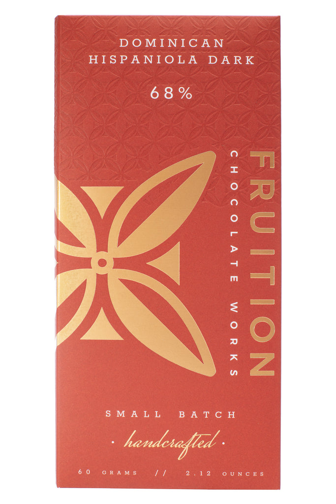 Dominican Hispaniola Dark 68% - Fruition Chocolate