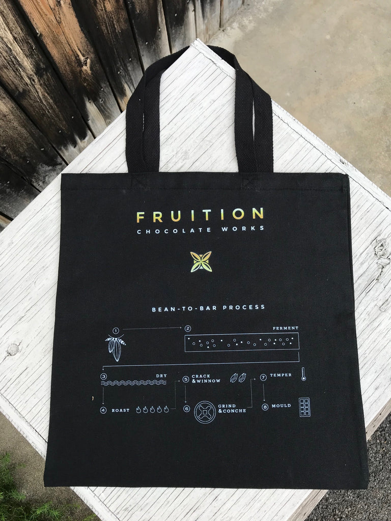 Fruition Tote Bag - Fruition Chocolate