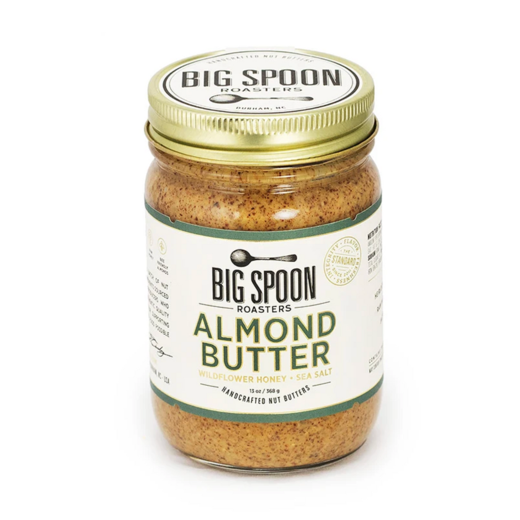Big Spoon Roasters: Almond Butter