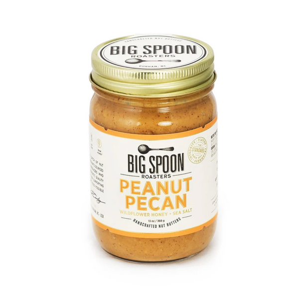 Big Spoon Roasters: Peanut Pecan Butter
