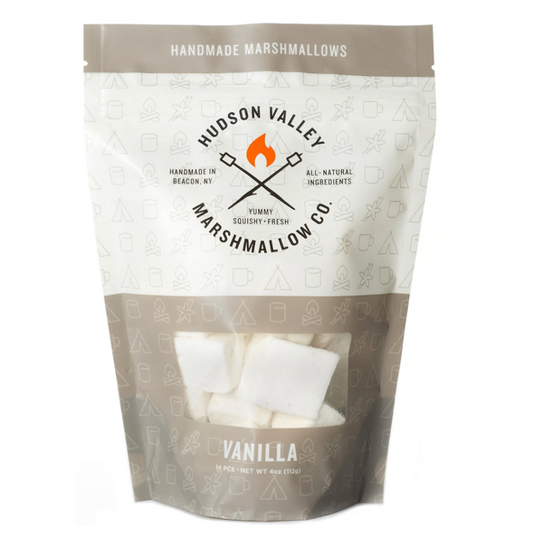 Hudson Valley Marshmallow Co: Vanilla Bean - Fruition Chocolate