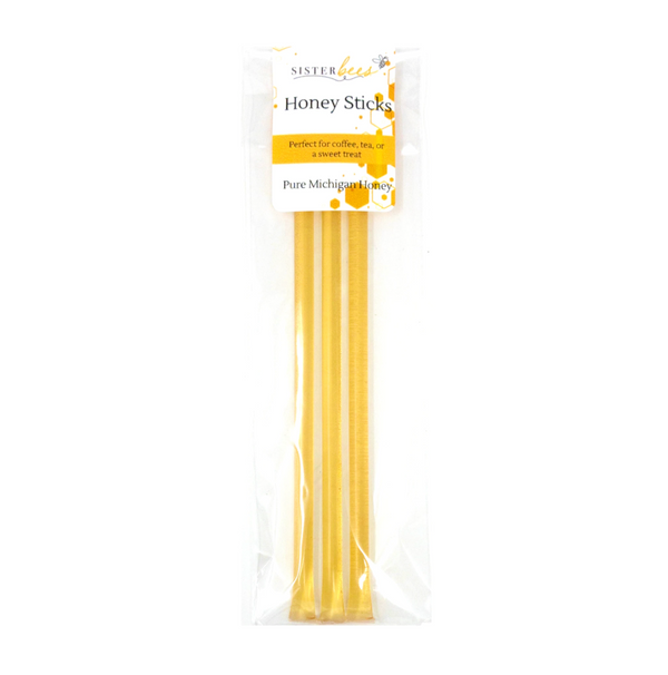 Sister Bees Honey Sticks - Fruition Chocolate
