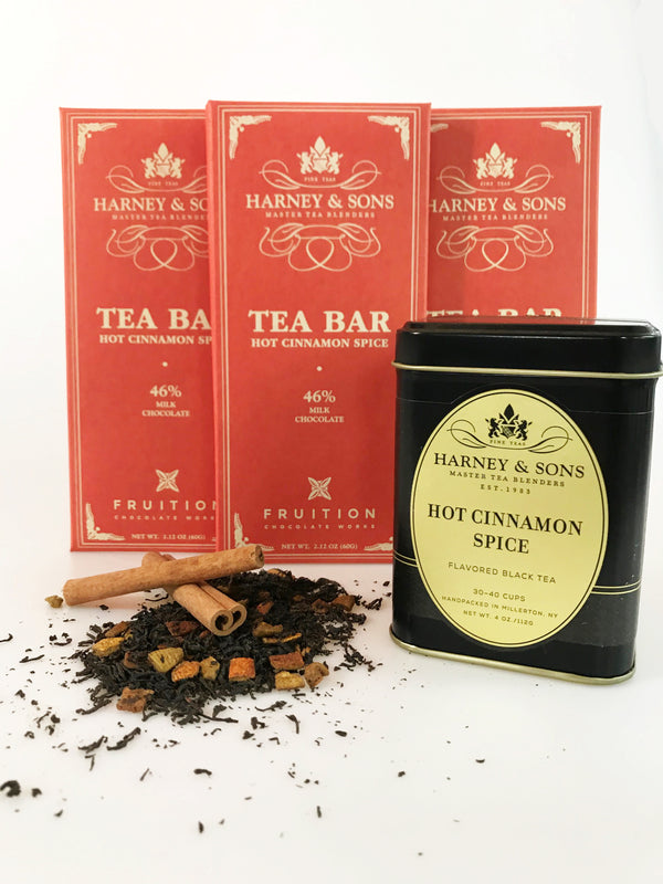Harney & Sons Hot Cinnamon Spice Tea Bar