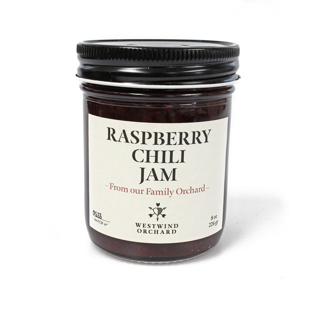 Westwind: Raspberry Chili Jam - Fruition Chocolate