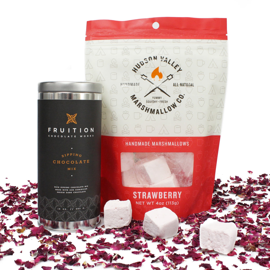Hot Chocolate and Marshmallow Gift Set - Fruition Chocolate