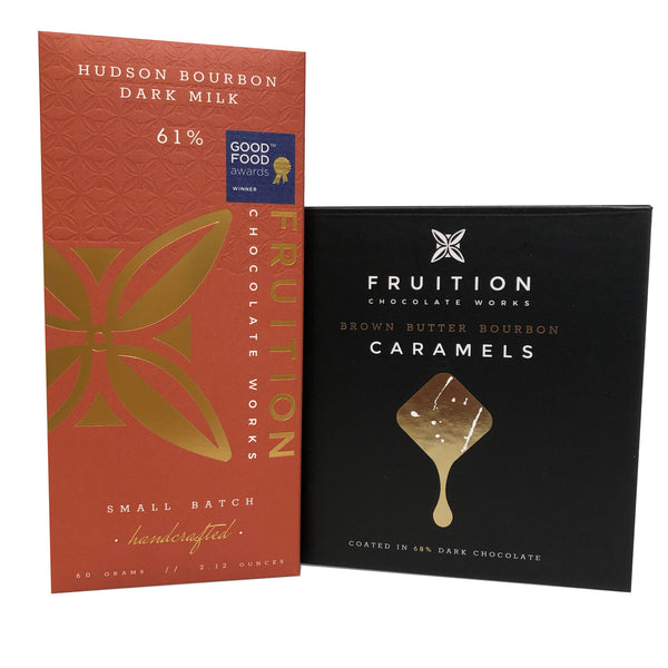 Hudson Bourbon Dad Pack - Fruition Chocolate