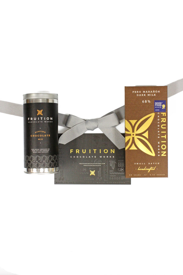 Small Chocolate Gift Package - Fruition Chocolate