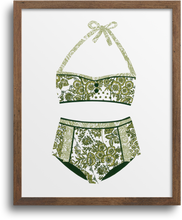 Load image into Gallery viewer, Bikini Print & Notecards