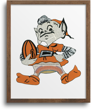 Load image into Gallery viewer, Cleveland Brownie Elf Prints & Notecards