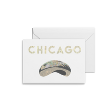 Load image into Gallery viewer, Chicago Bean Print & Notecards