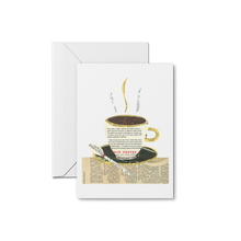 Load image into Gallery viewer, Morning Coffee Print & Notecards