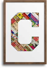 Load image into Gallery viewer, Cleveland Indian's C Logo Prints & Notecards