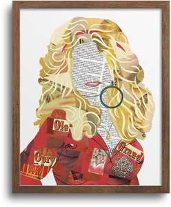 Dolly Parton Prints & Notecards