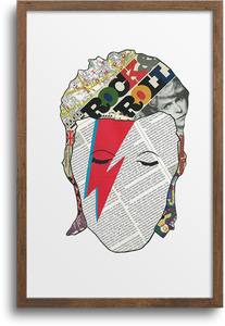 David Bowie Prints & Notecards