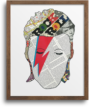 Load image into Gallery viewer, David Bowie Prints & Notecards