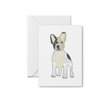 Load image into Gallery viewer, French Bull Dog Print & Notecards
