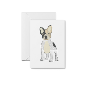 French Bull Dog Print & Notecards