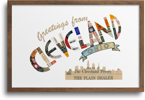Greetings From Cleveland Prints & Notecards