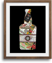 Load image into Gallery viewer, Bourbon Bottle Print & Notecards
