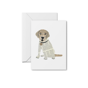 Puppy Prints & Notecards