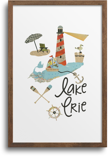 Lake Erie Lighthouse Prints & Notecards
