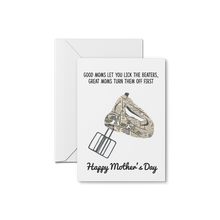 Load image into Gallery viewer, Lick The Beaters! - Mother's Day Card