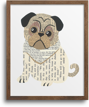 Load image into Gallery viewer, Pug Print & Notecards