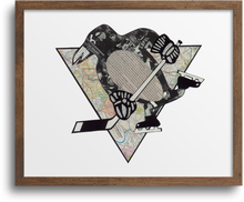 Load image into Gallery viewer, Pittsburgh Penguins Prints & Notecards