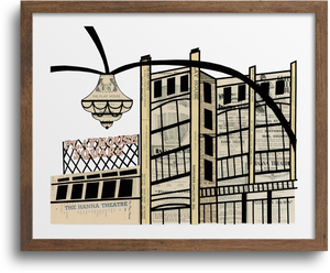 Cleveland Playhouse Prints & Notecards