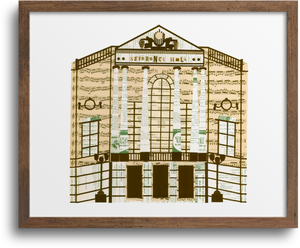 Severance Hall Prints & Notecards