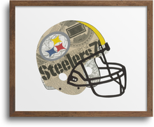 Load image into Gallery viewer, Pittsburgh Steelers Prints & Notecards