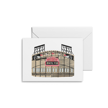 Load image into Gallery viewer, Wrigley Field prints & Notecards