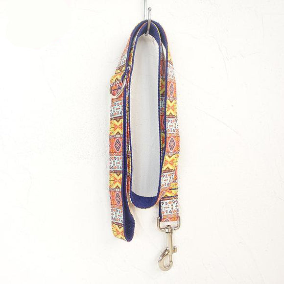 The Bohemian Leash - Blue