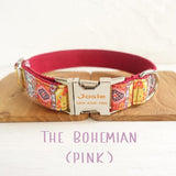 Engraved Designer Collars