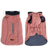 Water Repelling Quilted Coat
