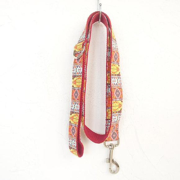 The Bohemian Leash - Pink