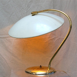 Desk Lamp by Gerald Thurston