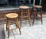 Antique Artist Stools
