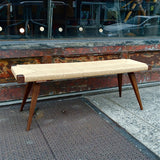 Custom Woven Benches