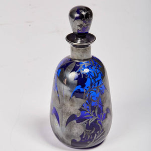 Venetian Cobalt Decanter