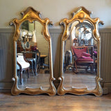 Fantasy Gilt Wood Mirrors